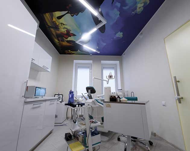 Статус стоматологии ари-он подчеркивает членство в стоматологической ассоциации казани